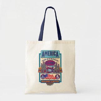 America-Tote Bag