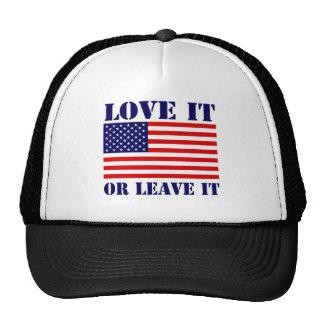 America Trucker Hat
