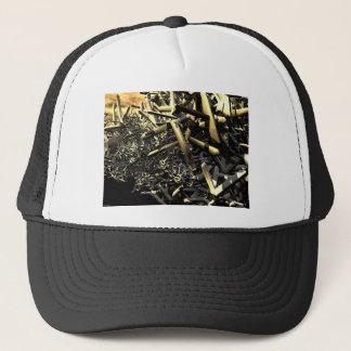 America Under Siege Trucker Hat