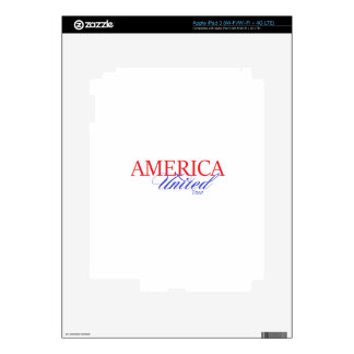 America United Gear iPad 3 Skins