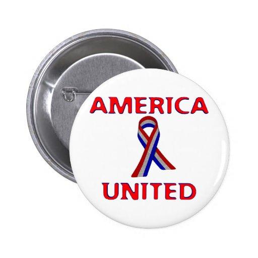 America United Pins