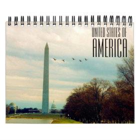 america united states calendar