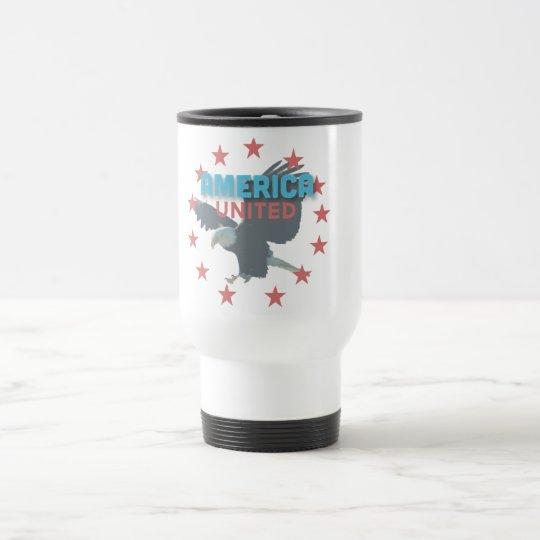 America United Travel Mug