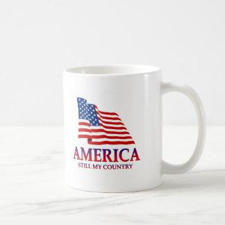 America USA Coffee Mug