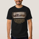 America was Founded on the Gospel of Jesus Christ T Shirt