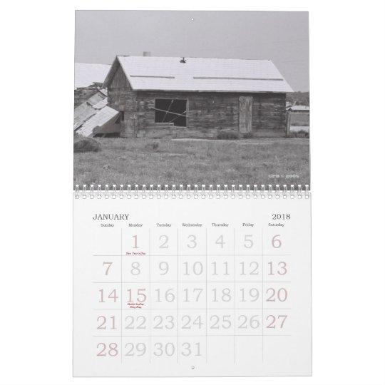 America West 2009 Calendar