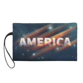 America Wristlet