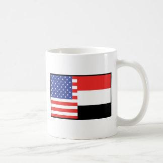 America Yemen Coffee Mug