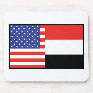 America Yemen Mouse Mats