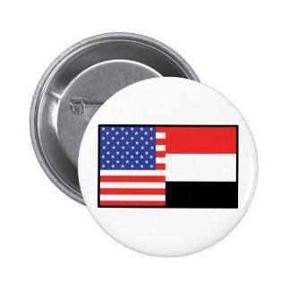 America Yemen Pins