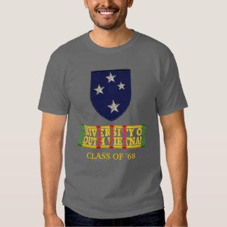Americal Div University of South Vietnam Shirt