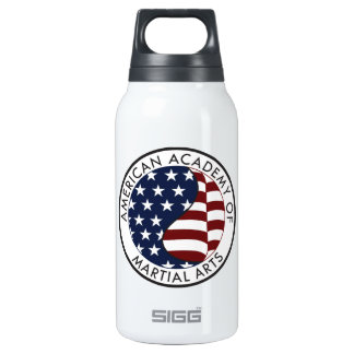 American Academy of Martial Arts collectible stuff SIGG Thermo 0.3L Insulated Bottle