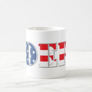 AMERICAN ADEPT COFFEE MUG