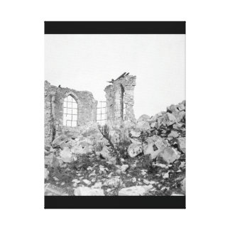 American advance northwest of Verdun_War Image Canvas Print
