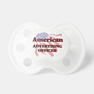 American Advertising Officer BooginHead Pacifier