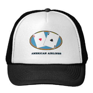 AMERICAN AIRLINES TRUCKER HAT