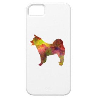 American Akita in watercolor iPhone SE/5/5s Case