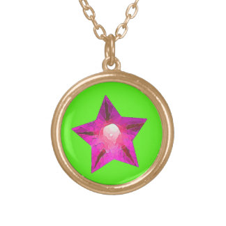 American All Stars - Malibu Gold Plated Necklace