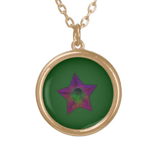American All Stars - Minneapolis Gold Plated Necklace