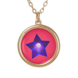 American All Stars - NOLA Gold Plated Necklace