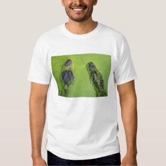 American alligator found throughout Florida T-shirts