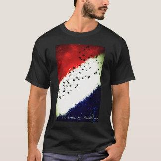 American Ambition Men's Basic Black T-Shirt