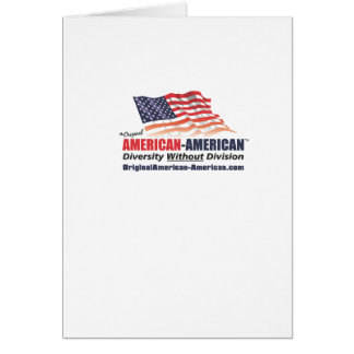 American-American Card