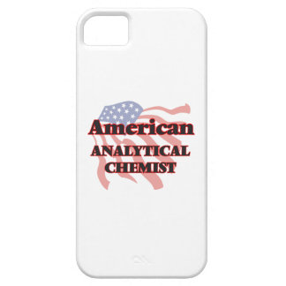 American Analytical Chemist iPhone 5 Case