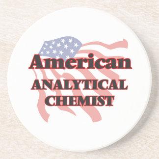 American Analytical Chemist Beverage Coasters