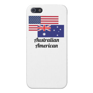 American And Australian Flag iPhone SE/5/5s Case