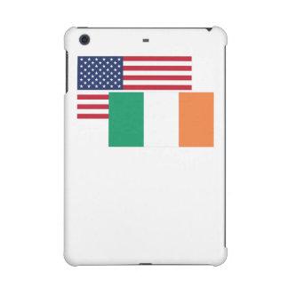 American And Irish Flag iPad Mini Retina Case