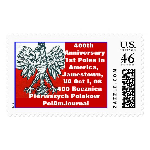 American and Polish colors, 400th Annive       ... Postage Stamps