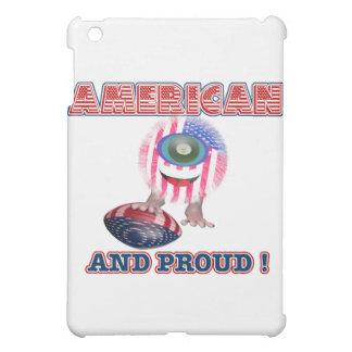 American and proud Furrkie Furry iPad Mini Case
