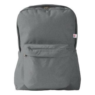 American Apparel™ Backpack, Smoke Backpack