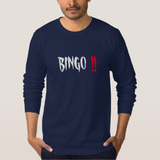American Apparel Bingo !! full-sleeves T-Shirt