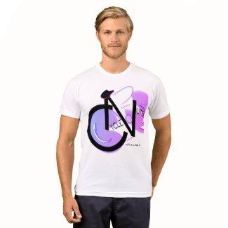 American Apparel CycleNuts Logo T T-Shirt