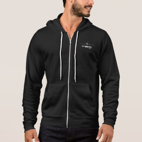American Apparel Fleece Sport Jacket - TBM