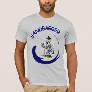 American Apparel HorseShoes Sand Bagger Tee