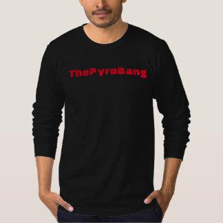 American Apparel Langarm T shirt with TPB writing