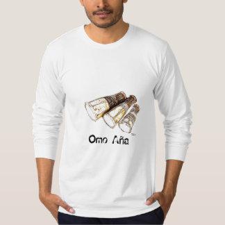 American Apparel Long Sleeve Omo Aña by TiKo T-Shirt