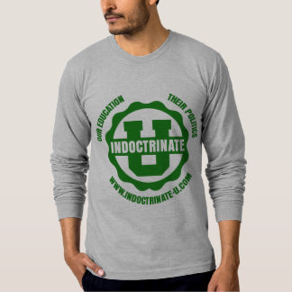 American Apparel Radiation Logo Long Sleeve T-Shirt