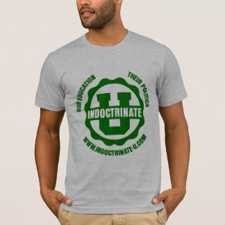 American Apparel Radiation Logo T-Shirt
