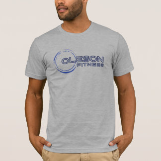 American Apparrel Fitted Oleson Fitness T-Shirt
