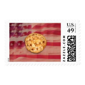 American apple Pie Stamps