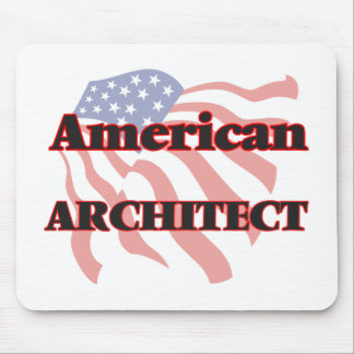 American Architect Mouse Pad