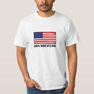 American Arm Wrestling Shirt