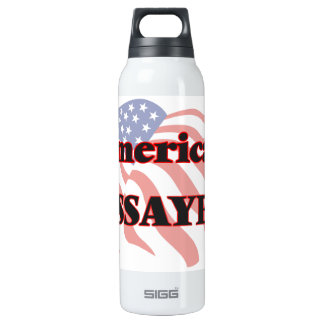 American Assayer 16 Oz Insulated SIGG Thermos Water Bottle
