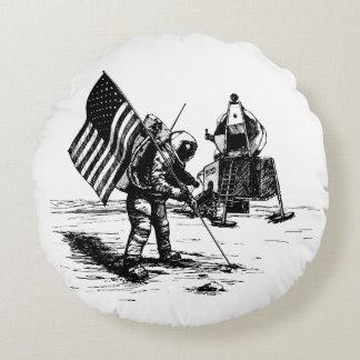American Astronaut Pillow