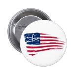 American Atheist 2 Inch Round Button