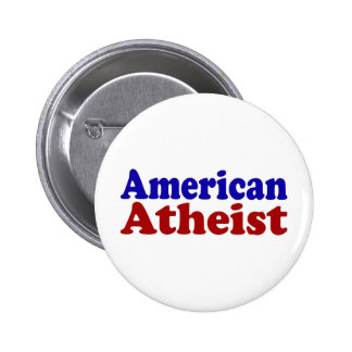 American Atheist Button